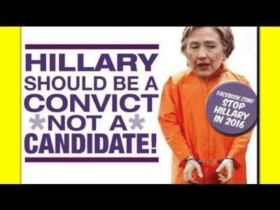 hillary convict
